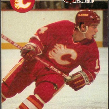 1990 - Hockey Cards (Calgary Flames) - Hockey