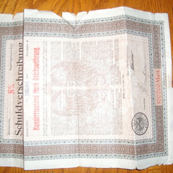 german war bond