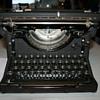 19.... Underwood Desktop Typewriter.