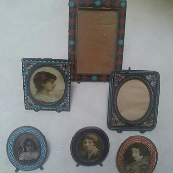 Instant Miniature Frame Collection - Fine Art