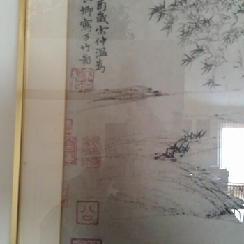 chinese painting  - Fine Art