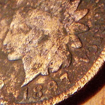 Indian Head Penny - US Coins