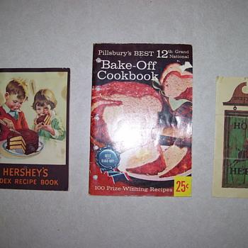Cookbooks - Books