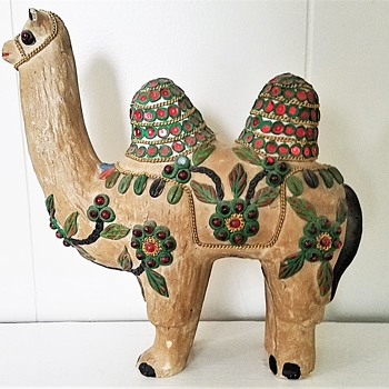 Camel Statue - Animals