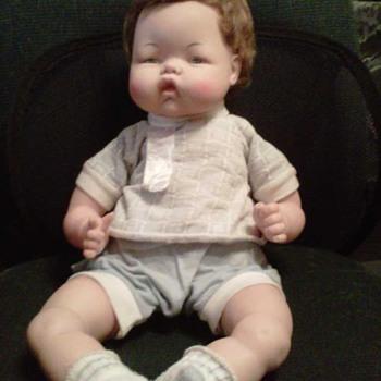 Thumbelina doll - Dolls