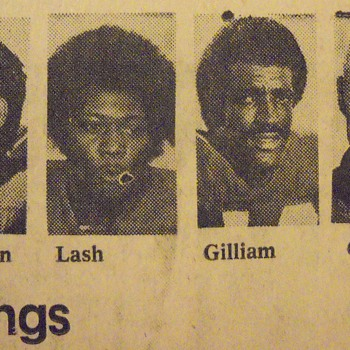 "Keys to the Vikings season in 1973...as predicted by the Minneapolis Tribune, and ""six big names to watch"" - Football"