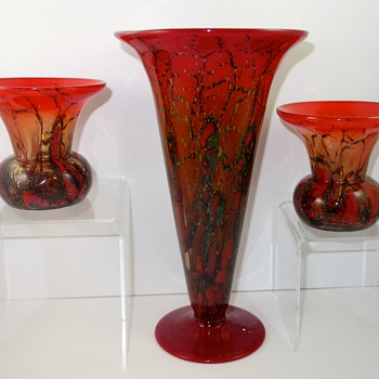 WMF, Part III - a few group images - Art Glass