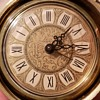 German made Peter Apple alarm clock