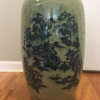 My Large Chinese Vase--Who Made it and When? - Asian