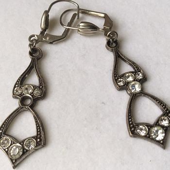 Antique earrings - Fine Jewelry