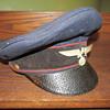 WWII German Visor cap