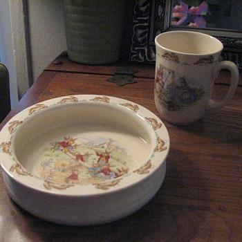 Dinnerware for my baby - China and Dinnerware