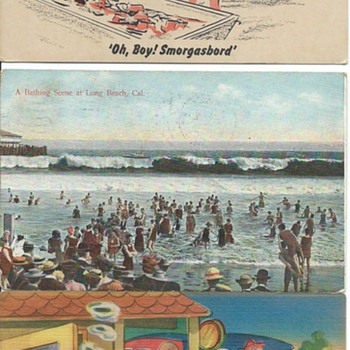 Old Post Cards... - Postcards