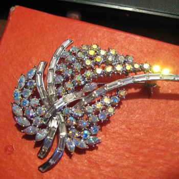 Another favorite Brooch - Costume Jewelry