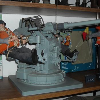 GI Joe Navy Attack Set 1964-1967 - Toys