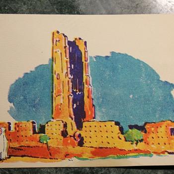 More Sandoz Postcards - Postcards