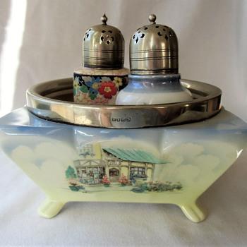 Great Mementoes UK Ceramic and Silverplate Dinnerware - China and Dinnerware