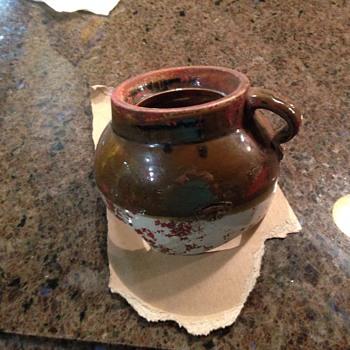 Possiblly Chamber Pot - Pottery