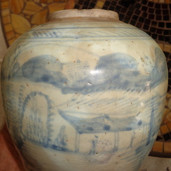 19th Century? Chinese vase - Asian