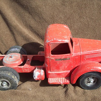 Another old toy truck... - Model Cars