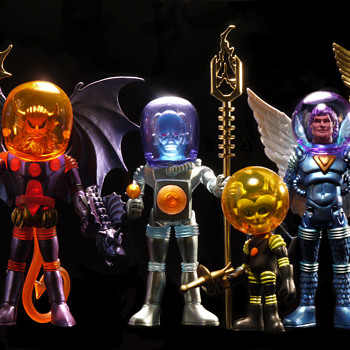 The Outer Space Men Cosmic Creator Series 2 Birnkrant Edition - Toys