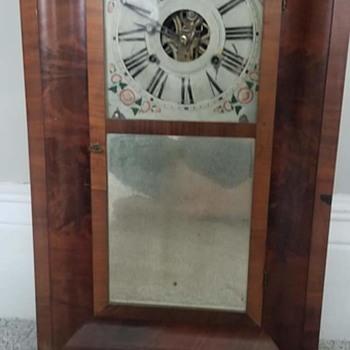 1840 clock - Clocks