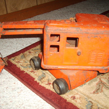 Antique Toy Digger