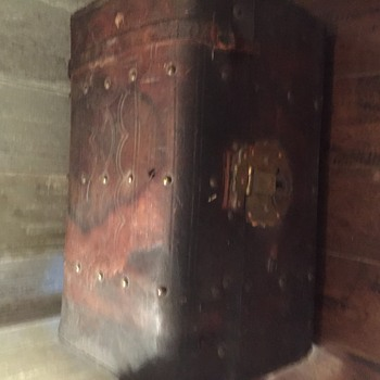 Crouch & Fitzgerald Trunk valuation help please - Furniture
