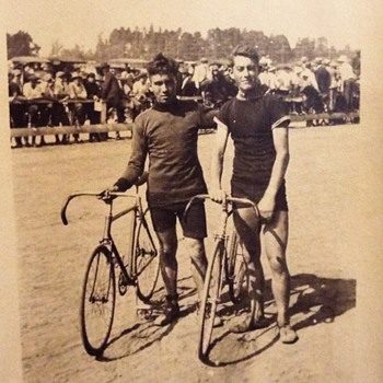 Early Bicycling Photographs - Photographs