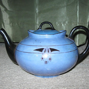 Hutschenreuther Selb Bavaria Tea Pot  - Kitchen