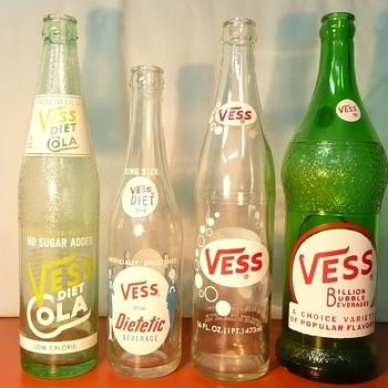 Even more Vess Bottles - Bottles