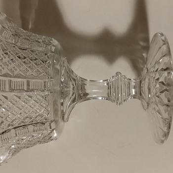 Low standard open compote - Glassware