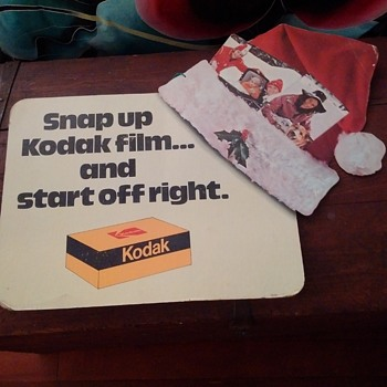 Kodak Advertising Sign - Advertising