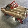 Murray pedal car  unrestored original paint