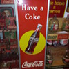 Have a Coke Vertical Sign!