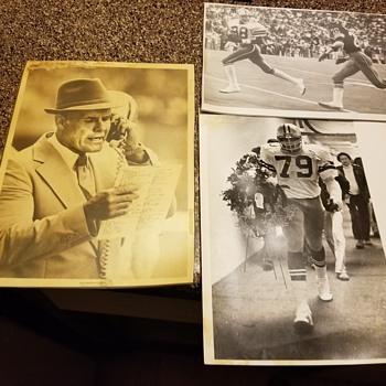 Few of many old photos - Football