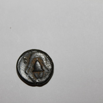 Unknown Ancient coin. Lots of detail