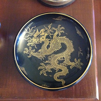 Golden Dragon bowl from 1917