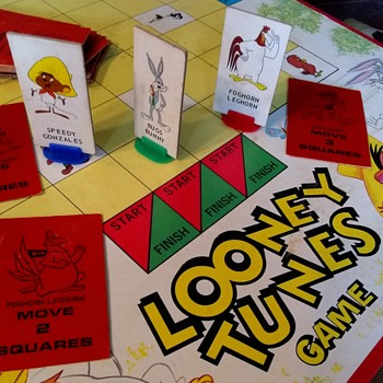 Looney Tunes Game!  - Games