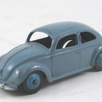 Dinky VW Beetle  - Model Cars