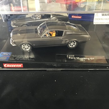 Small collection of  Carrera slot cars  - Model Cars