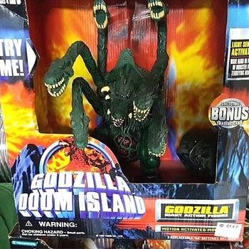 "Trendmasters Doom Island Biollante 10""  - Toys"