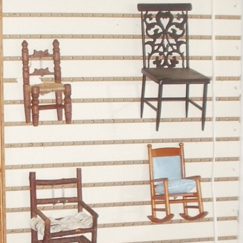 toy chairs - Furniture