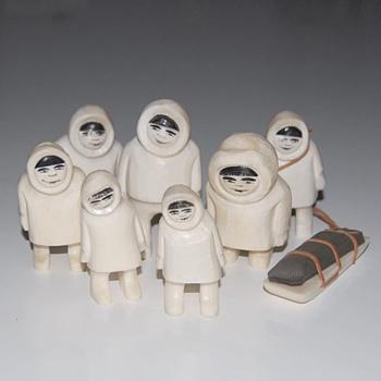 Arne Tjomsland Designs - Figurines