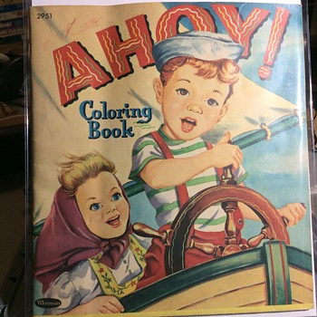 No Row ,Row , your boat ,,Sail ! 1957  - Books
