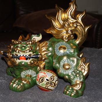 Chinese Fu Dog - Asian