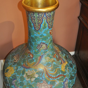 Chinese Urn #2 - Asian