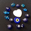 Unusual glass beads