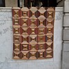 Courthouse steps quilt found in North Carolina