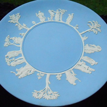 Large Wedgwood Plate - Pottery